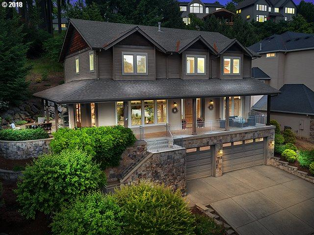25610 Cheryl Dr, West Linn, OR 97068 (MLS #18393233) :: Next Home Realty Connection