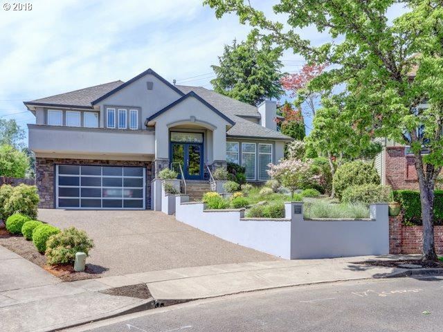 15900 SW Breccia Dr, Beaverton, OR 97007 (MLS #18393613) :: The Dale Chumbley Group