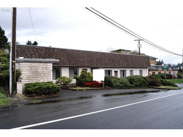 3454 NE Hwy 101, Lincoln City, OR 97367 (MLS #18395093) :: Song Real Estate