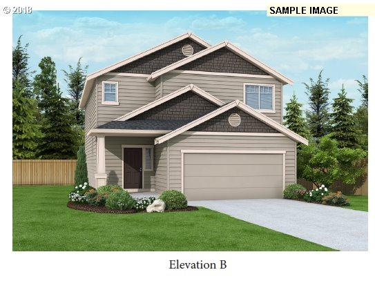 5002 NE 126TH Ave Lot 7, Vancouver, WA 98682 (MLS #18396293) :: The Dale Chumbley Group