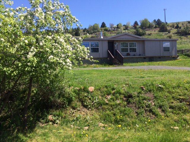 491 N Washington St, Prairie City, OR 97869 (MLS #18404331) :: R&R Properties of Eugene LLC
