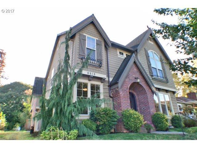 6916 N Mckenna Ave, Portland, OR 97203 (MLS #18409142) :: Hatch Homes Group