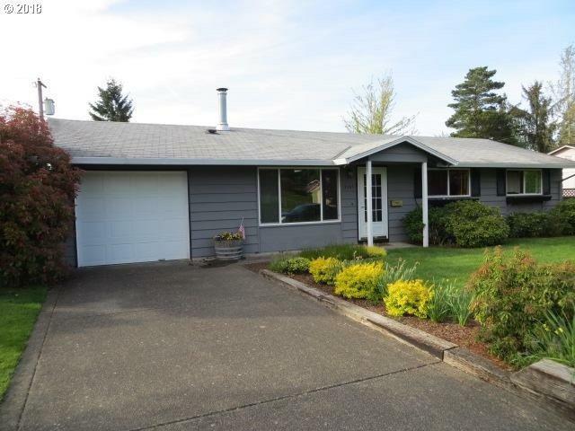 13505 SW Devonshire Dr, Beaverton, OR 97005 (MLS #18409532) :: The Sadle Home Selling Team