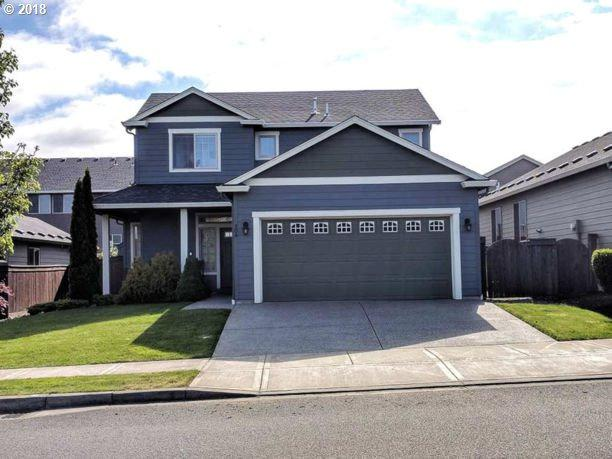 304 N 39TH Ct, Ridgefield, WA 98642 (MLS #18424181) :: McKillion Real Estate Group