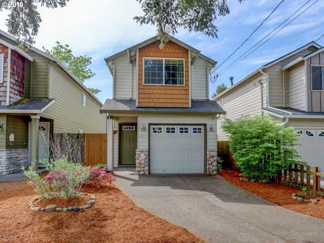 3427 NE 78TH Ave, Portland, OR 97213 (MLS #18432871) :: Portland Lifestyle Team