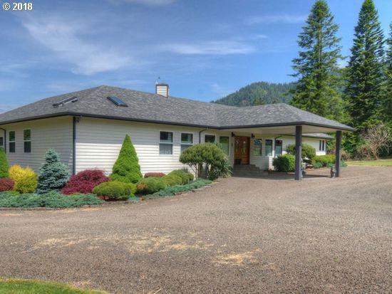 10100 Gould Ave, Tillamook, OR 97141 (MLS #18451827) :: Fox Real Estate Group