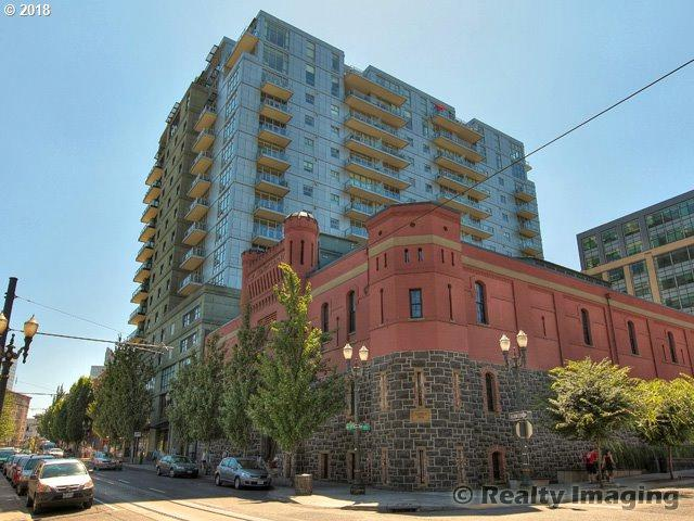1025 NW Couch St #822, Portland, OR 97209 (MLS #18457409) :: Next Home Realty Connection