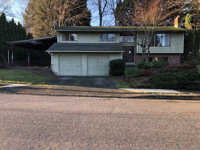 4280 SE 22ND Dr, Gresham, OR 97080 (MLS #18463541) :: The Sadle Home Selling Team