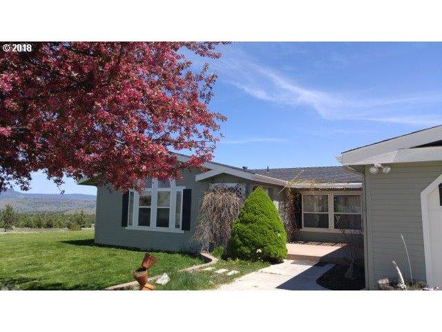60367 Meadowlark Ln, Canyon City, OR 97820 (MLS #18463799) :: The Dale Chumbley Group