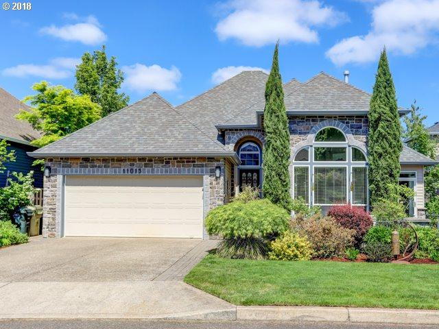 11015 NW District Ct, Portland, OR 97229 (MLS #18465843) :: Team Zebrowski