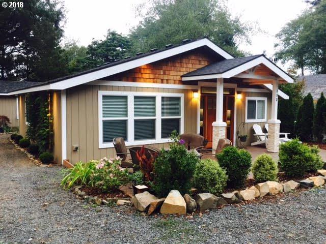 132 Elliott Way, Cannon Beach, OR 97110 (MLS #18477251) :: Hatch Homes Group