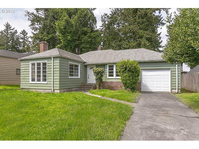 3831 NE 102ND Ave, Portland, OR 97220 (MLS #18483795) :: Next Home Realty Connection