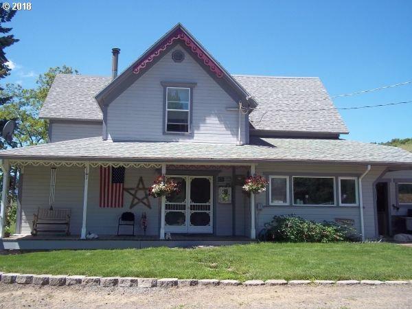 68932 Pumpkin Ridge Rd, Summerville, OR 97876 (MLS #18484046) :: Keller Williams Realty Umpqua Valley