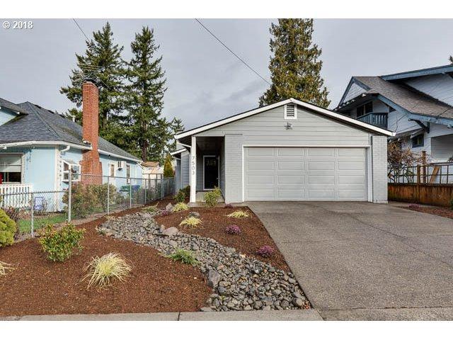 7503 SE Tolman St, Portland, OR 97206 (MLS #18504496) :: Premiere Property Group LLC