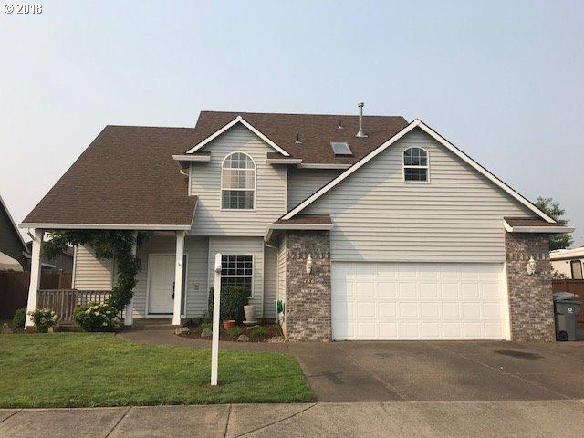 486 SE 9TH Ave, Canby, OR 97013 (MLS #18508584) :: Premiere Property Group LLC