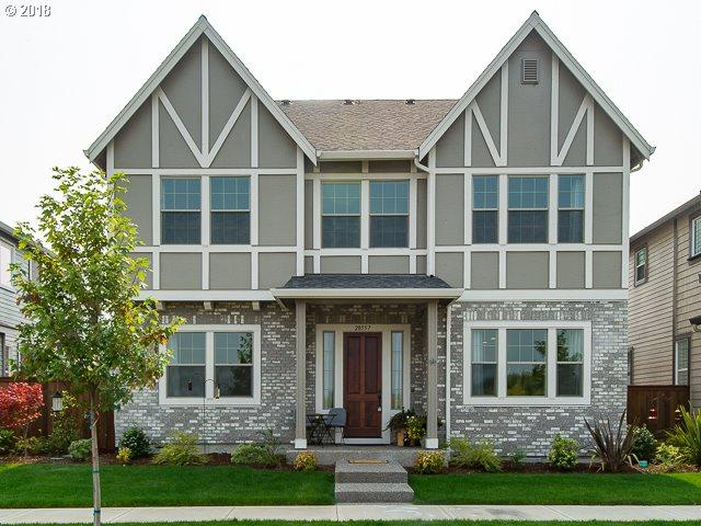 28557 SW Coffee Lake Dr, Wilsonville, OR 97070 (MLS #18514320) :: Matin Real Estate
