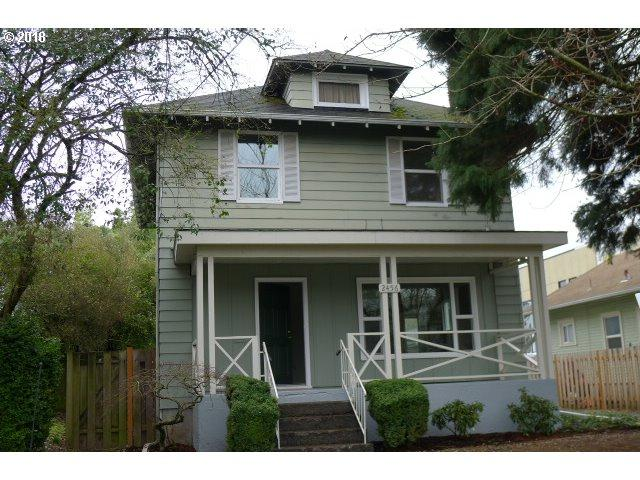 2456 NE 50TH Ave, Portland, OR 97213 (MLS #18518366) :: The Dale Chumbley Group