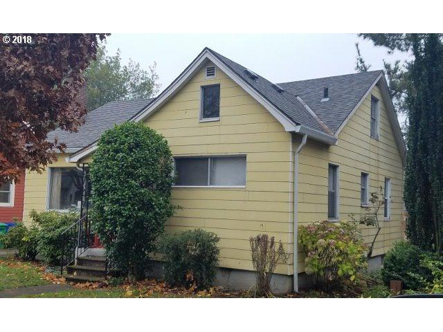 5804 SE 21ST Ave, Portland, OR 97202 (MLS #18523573) :: Townsend Jarvis Group Real Estate