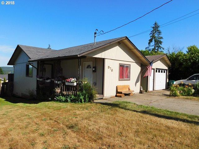 976 5TH Ave, Vernonia, OR 97064 (MLS #18525057) :: Next Home Realty Connection