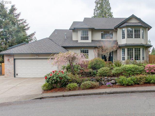 5929 SE Eastbrook Dr, Milwaukie, OR 97222 (MLS #18527063) :: McKillion Real Estate Group