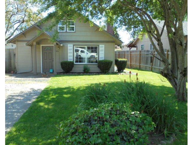 1361 S St, Springfield, OR 97477 (MLS #18535363) :: R&R Properties of Eugene LLC
