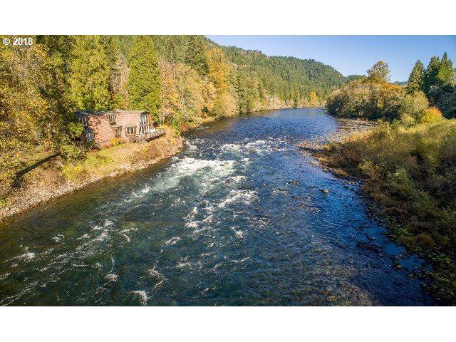 49600 Mckenzie Hwy, Vida, OR 97488 (MLS #18553259) :: Townsend Jarvis Group Real Estate
