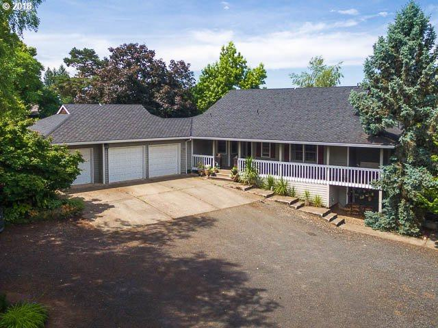12771 NW Logie Trl Rd, Hillsboro, OR 97124 (MLS #18554277) :: Next Home Realty Connection