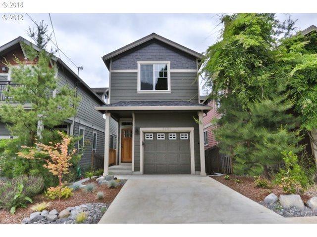 5605 SE Oak St, Portland, OR 97215 (MLS #18558455) :: Hatch Homes Group