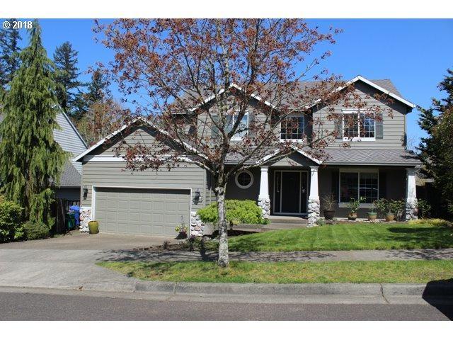 13445 SE Scott Creek Ln, Happy Valley, OR 97086 (MLS #18567650) :: Realty Edge