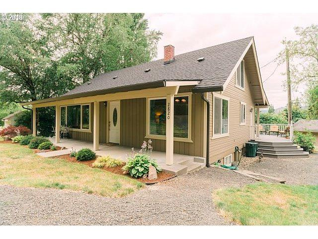 2820 NE Cedar Creek Rd, Woodland, WA 98674 (MLS #18593446) :: Hatch Homes Group