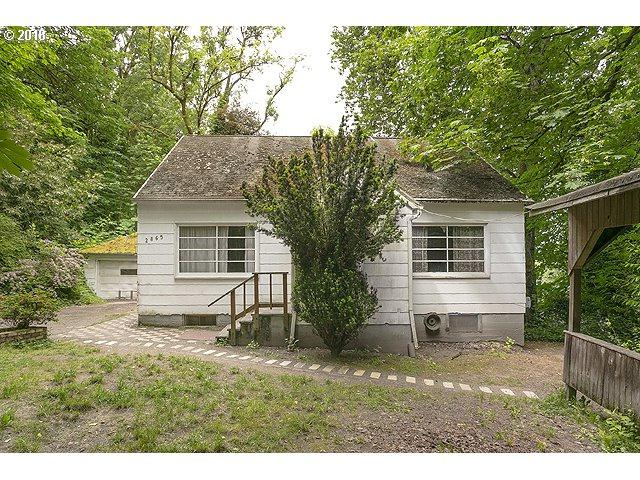 2865 SE 103RD Ave, Portland, OR 97266 (MLS #18600608) :: The Dale Chumbley Group