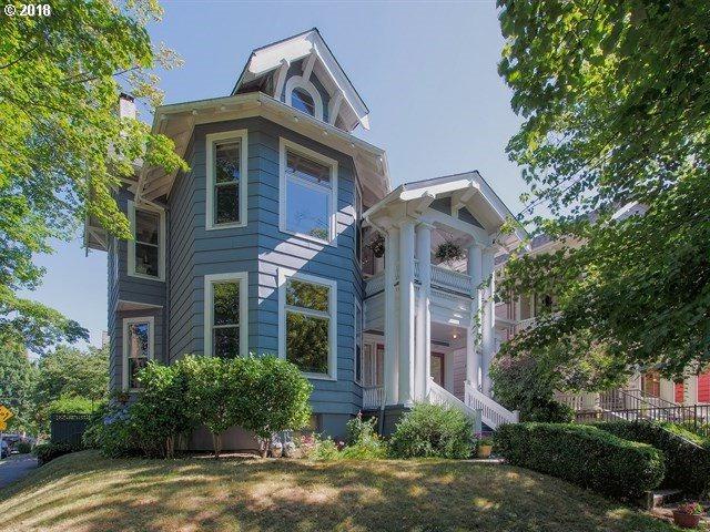 -1 SE Morrison St, Portland, OR 97214 (MLS #18607138) :: Hatch Homes Group