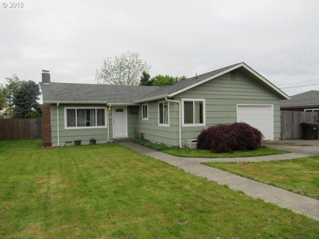 2245 36TH Ave, Longview, WA 98632 (MLS #18613416) :: The Sadle Home Selling Team