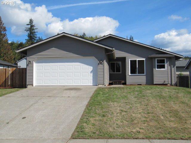 156 Greystone Rd, Kalama, WA 98625 (MLS #18615840) :: The Sadle Home Selling Team