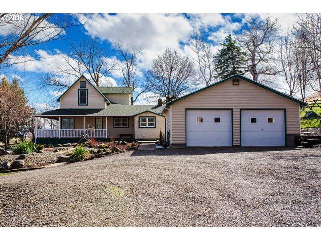 59900 Foothill Rd, La Grande, OR 97850 (MLS #18616293) :: Hatch Homes Group