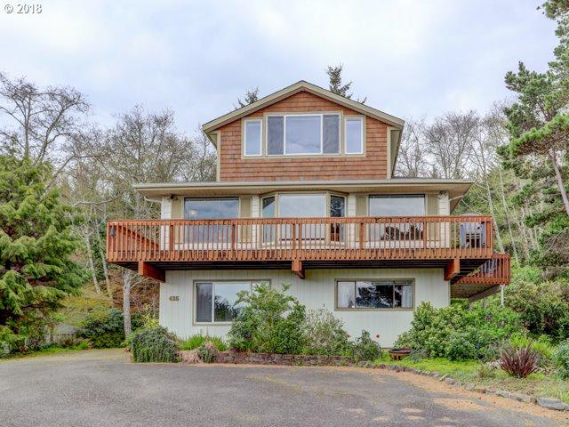425 Yukon St, Cannon Beach, OR 97110 (MLS #18616986) :: Song Real Estate