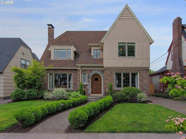 3027 NE 32ND Pl, Portland, OR 97212 (MLS #18620086) :: The Dale Chumbley Group