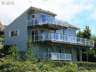493 Pacific View Dr, Rockaway Beach, OR 97136 (MLS #18623673) :: The Dale Chumbley Group