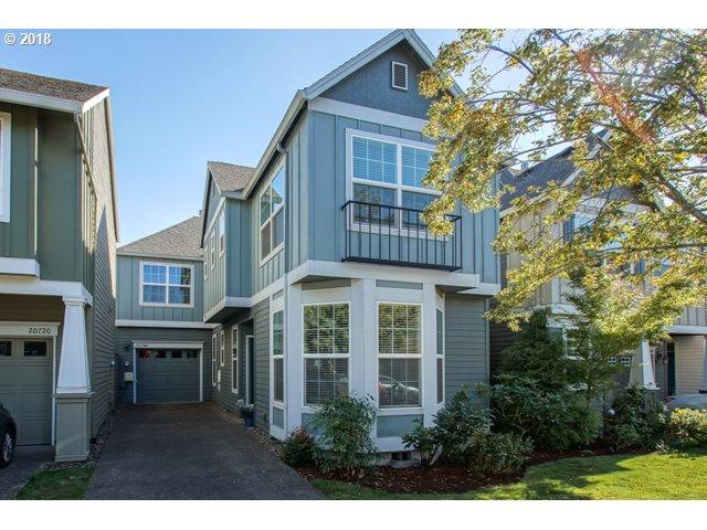 20742 SW Marimar St, Beaverton, OR 97078 (MLS #18631016) :: Next Home Realty Connection