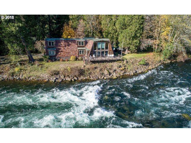 49600 Mckenzie Hwy, Vida, OR 97488 (MLS #18641740) :: Townsend Jarvis Group Real Estate