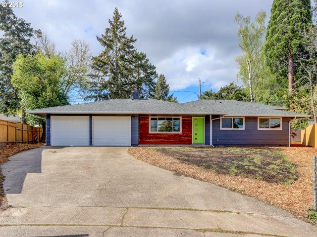 13485 SW Driftwood Pl, Beaverton, OR 97005 (MLS #18652239) :: Change Realty
