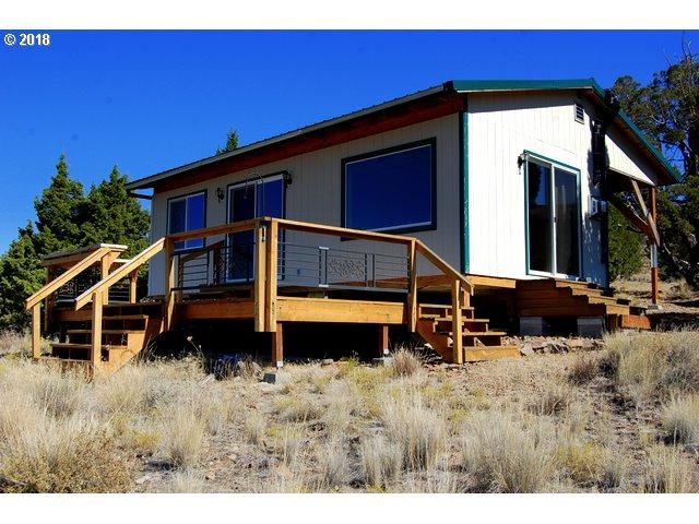 29214 Cougar Mountain Rd, Mitchell, OR 97750 (MLS #18652890) :: Cano Real Estate