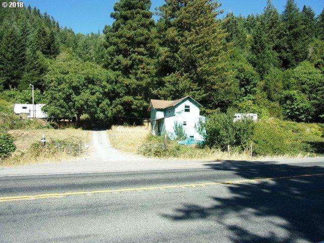 15961 Hwy 42, Myrtle Point, OR 97458 (MLS #18657780) :: Beltran Properties at Keller Williams Portland Premiere