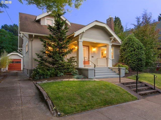 3044 NE Flanders St, Portland, OR 97232 (MLS #18666032) :: Next Home Realty Connection