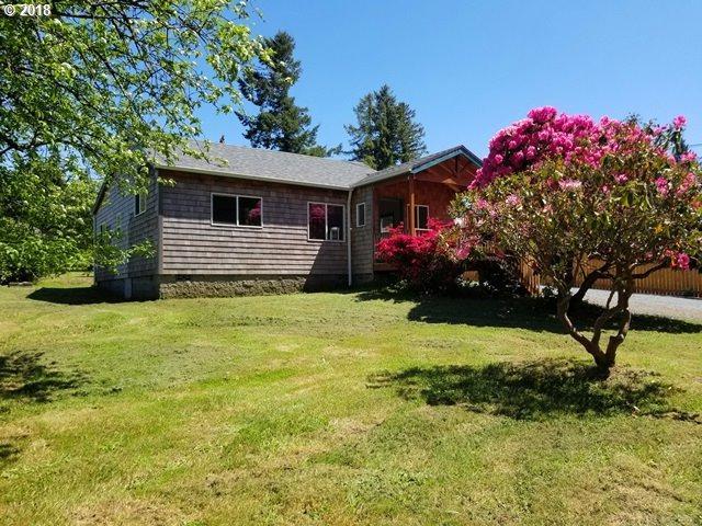38905 Hwy 53, Nehalem, OR 97131 (MLS #18667515) :: R&R Properties of Eugene LLC