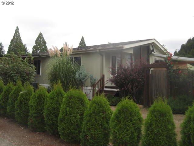 1400 S Elm St #34, Canby, OR 97013 (MLS #18668505) :: Hatch Homes Group
