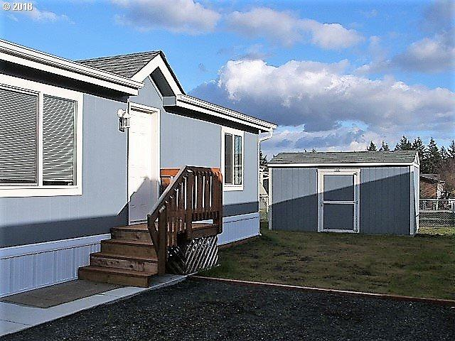 2154 Oregon St #25, St. Helens, OR 97051 (MLS #18669699) :: Next Home Realty Connection
