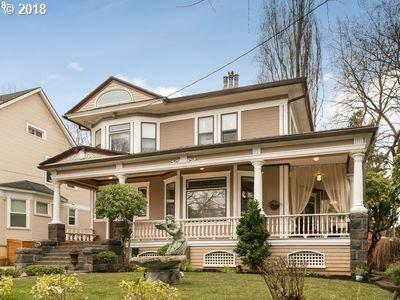 1628 SE Ankeny St, Portland, OR 97214 (MLS #18675841) :: Hatch Homes Group