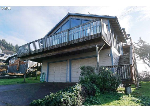 1824 NE 71ST St, Lincoln City, OR 97367 (MLS #18679462) :: Hatch Homes Group