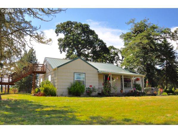 93710 Territorial Hwy, Junction City, OR 97448 (MLS #18686579) :: Harpole Homes Oregon